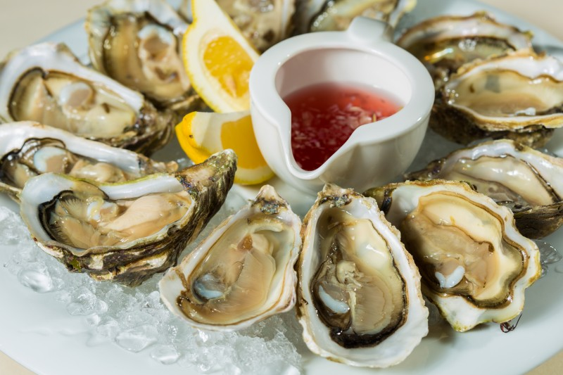EFSA report on norovirus in oysters