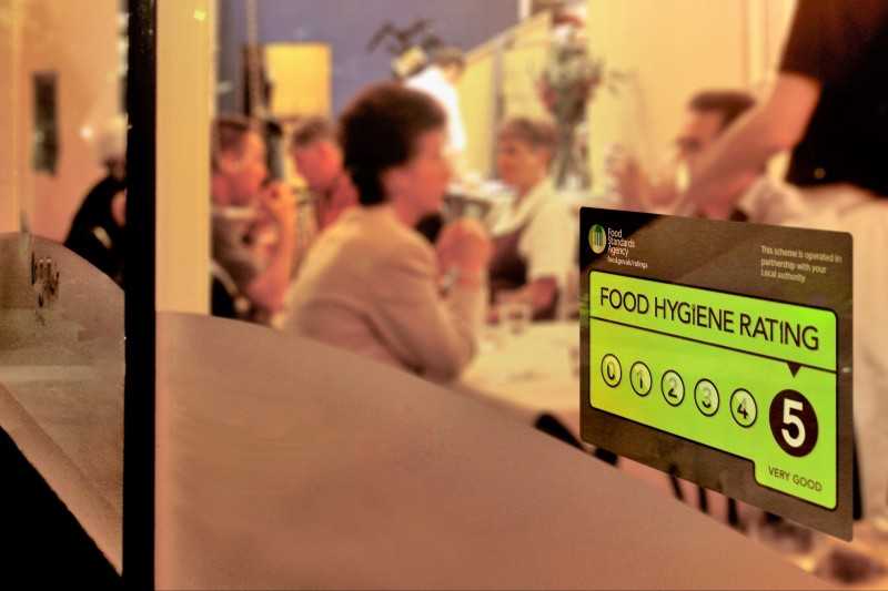 EHOs can now charge for food hygiene rating re-scores