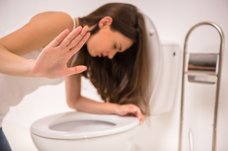 Top 5 countries for travellers' diarrhoea
