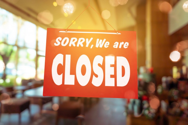 Coronavirus and Food Safety – Temporarily closing your business?